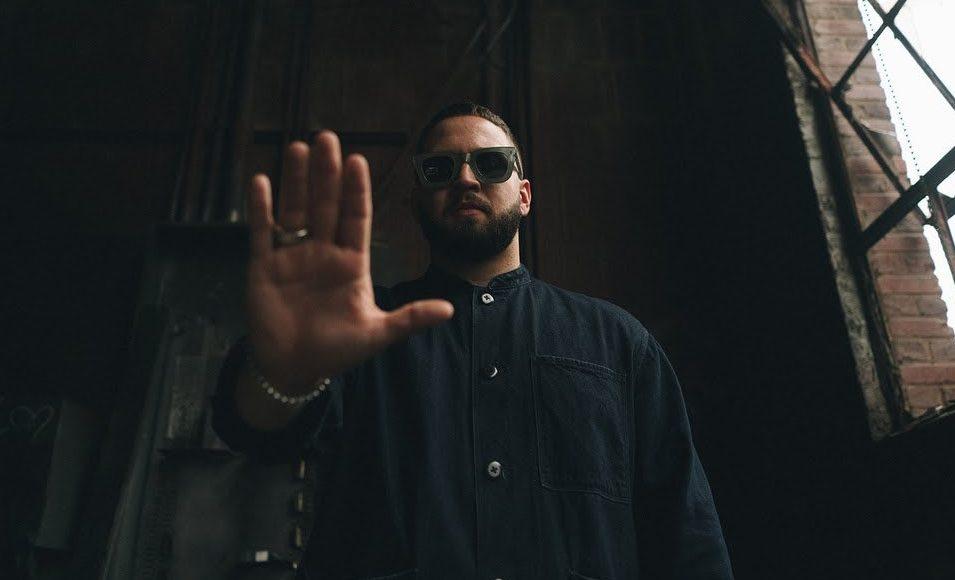 American hip-hop artist Andy Mineo