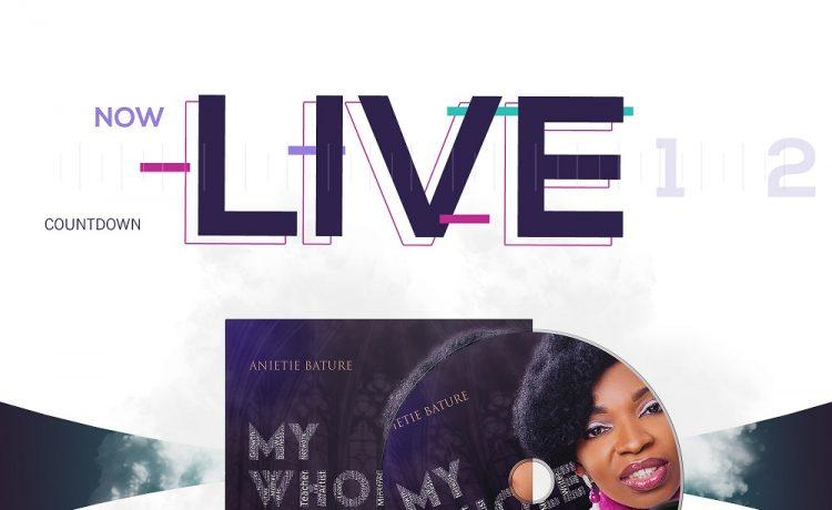 Anietie Bature Releases 'My Whole Life' Album