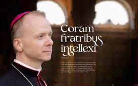 Bishop Erik Varden launches website to share Gospel message