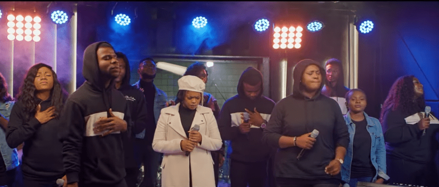 Chidinma - Jesus Son Of God 'Video' ft The Gratitude Coza
