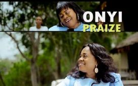 Dancing in the Rain By Onyi Praize (Official Music Video)