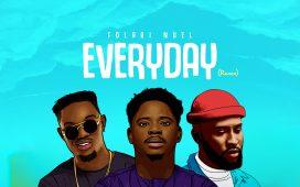 Folabi Nuel - Everyday (Remix) By Limoblaze, Kelar Thrillz & Mannie