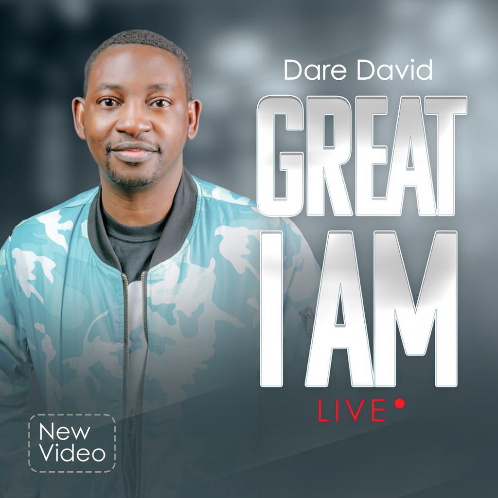 Great I Am (Live) - Dare David