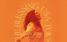 Kari Jobe Kick-off Return Of 'The Blessing Tour' This Fall