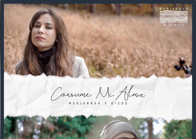 Mariannah Y Diego - Consume Mi Alma