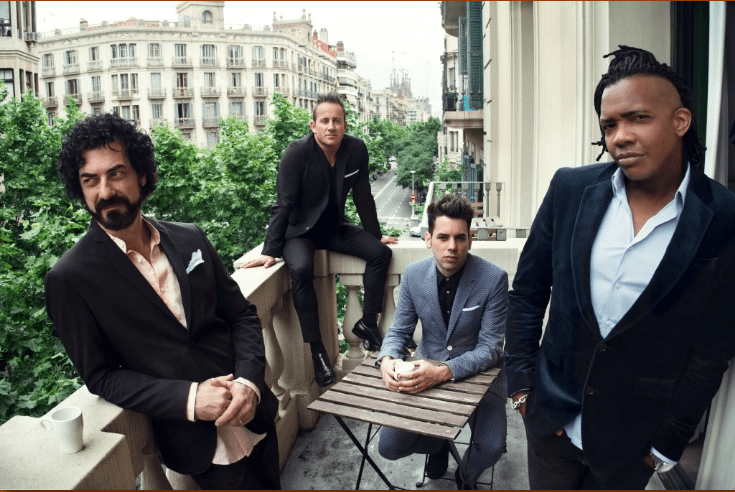 Newsboys Releases New Album 'Stand' Tracklist