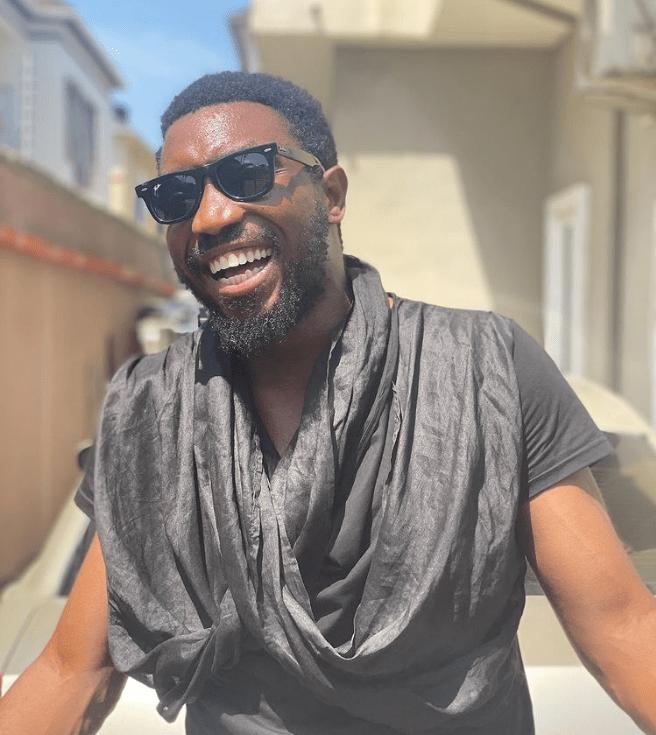 Nigerian singer Timi Dakolo