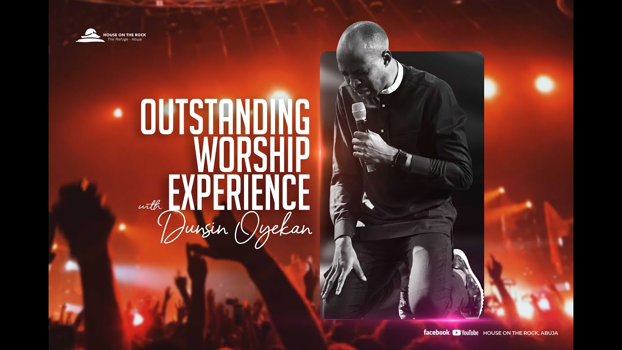 Spiritual Worship Songs Ministration With Dunsin Oyekan