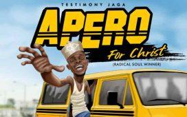 Testimony Jaga - Apero for Christ