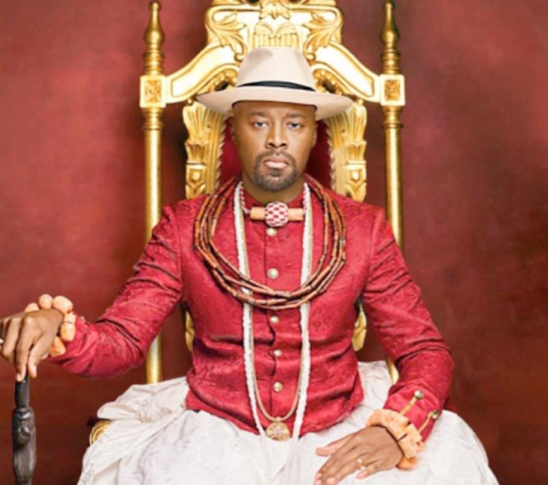 The New Olu Of Warri