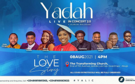 Yadah 2021 Live In Concert 'YALIC 2.0'