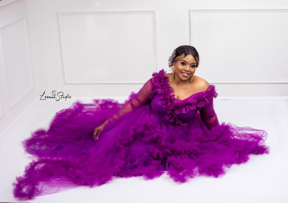El' Grace stunning birthday pictures 9