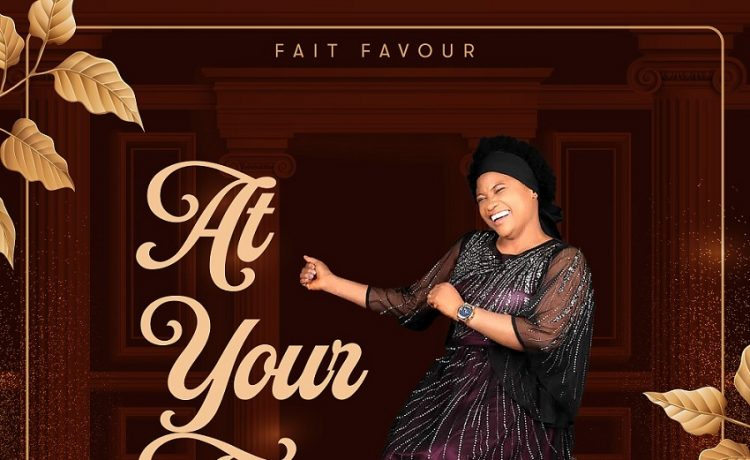 Fait Favour - At Your Feet EP Holy Fire
