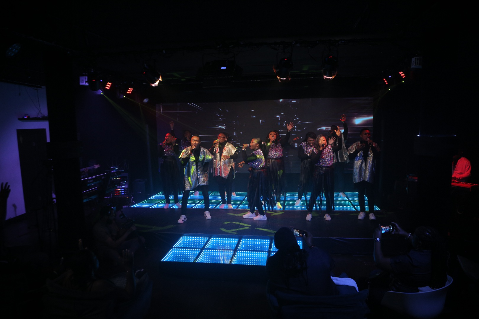 GEMS holds first Live In Concert GLOW With GEMS