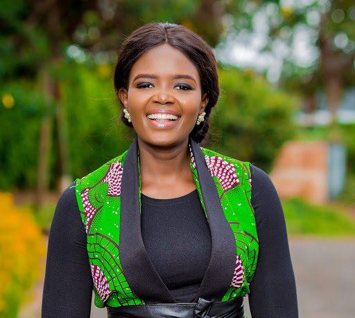 Gospel Singer Eunice Njeri