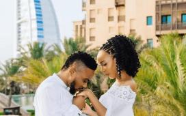 Henrisoul and Foluke Orji Celebrates 1st Marriage Anniversary