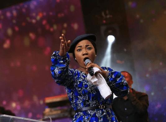 Mercy Chinwo Yesu Ye Ohene