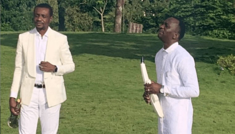 Nathaniel Bassey to collabo with pastor Paul Enenche in new music