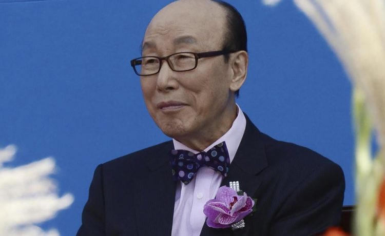 Pastor Yonggi Cho died at age 85