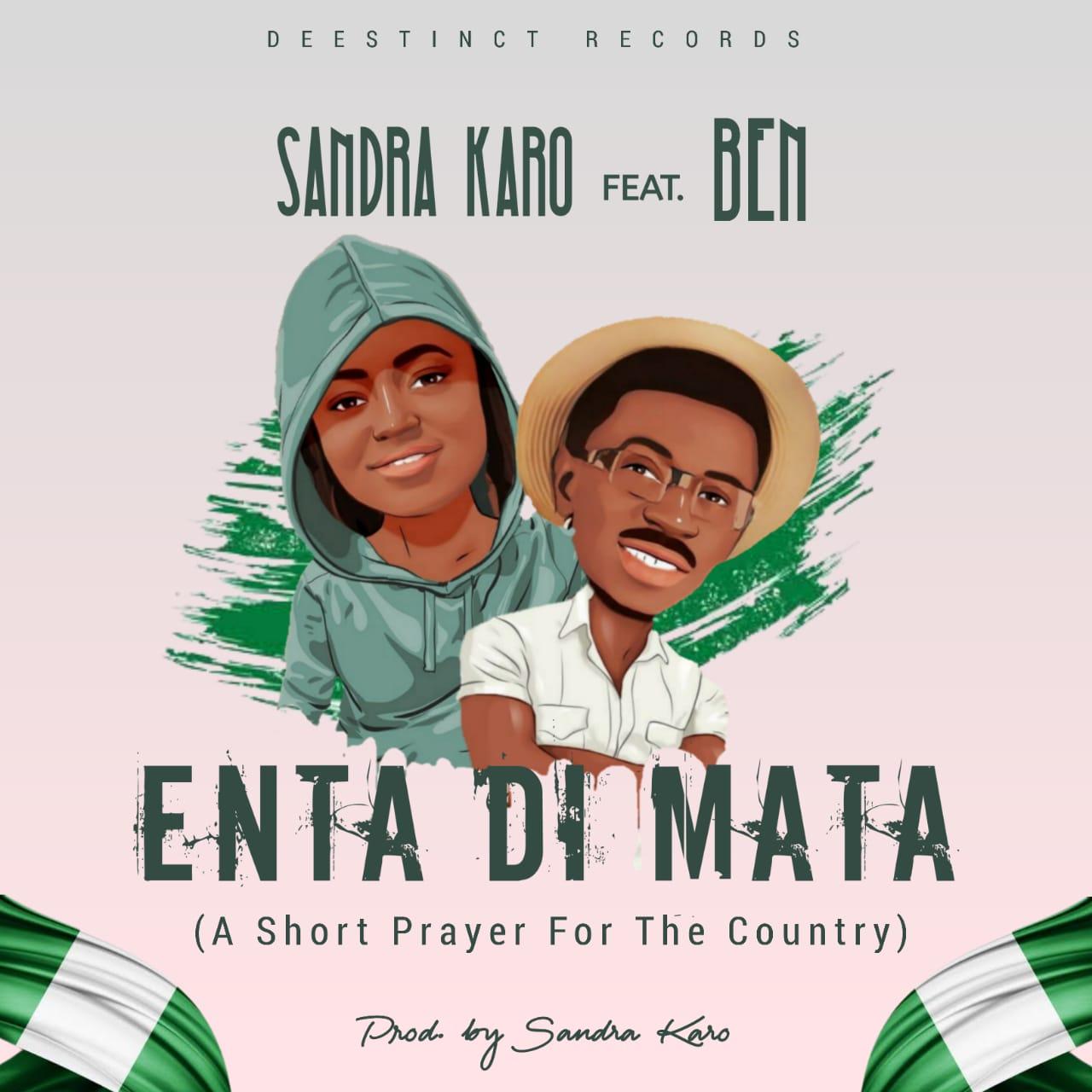Sandra Karo - Enta Di Mata