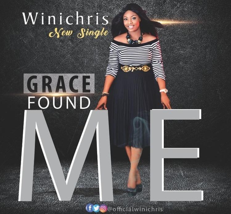 Wini Chris - Grace Found Me