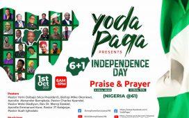 Yoda Paga - Osinbajo, Okonkwo, Tope Alabi, Beejay Sax & others