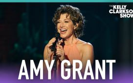 Amy Grant Performs 'Good For Me' On The Kelly Clarkson Show