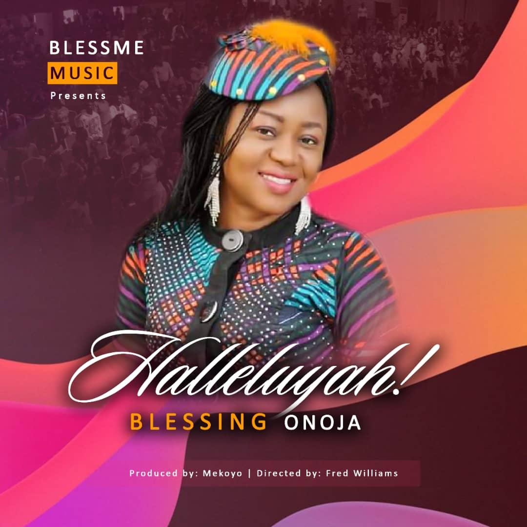 Blessing Onoja - Halleluyah