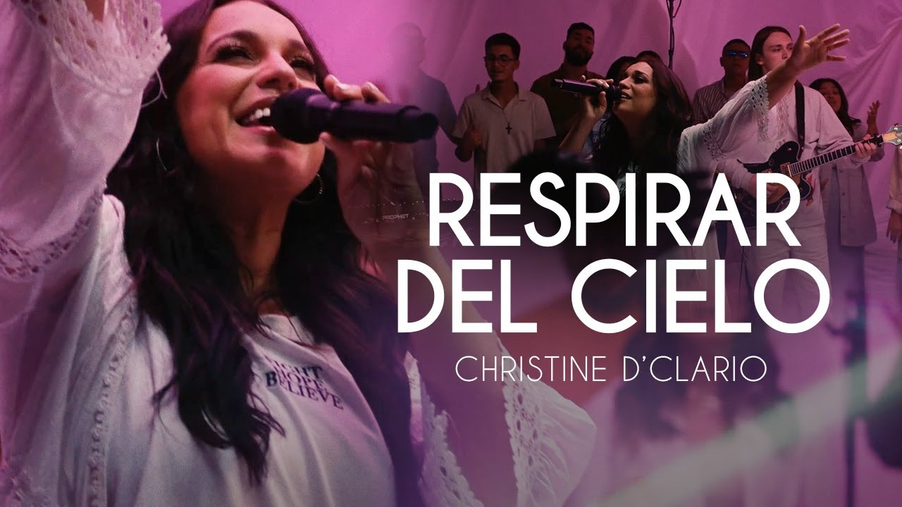 Christine D 'Clario - Respirar Del Cielo