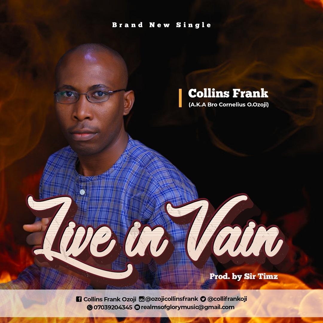 Collins Frank - Live in Vain