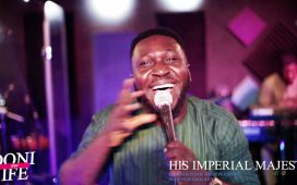 Dare Justified, Ooni Of Ife Birthday Praise and Worship Session