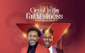 Great is your faithfulness - Samsong ft Moses Bliss