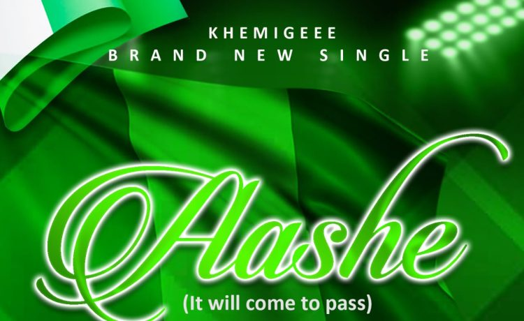 Khemigeee - Aashe (It Will Come To Pass)