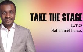 Nathaniel Bassey - Take The Stage