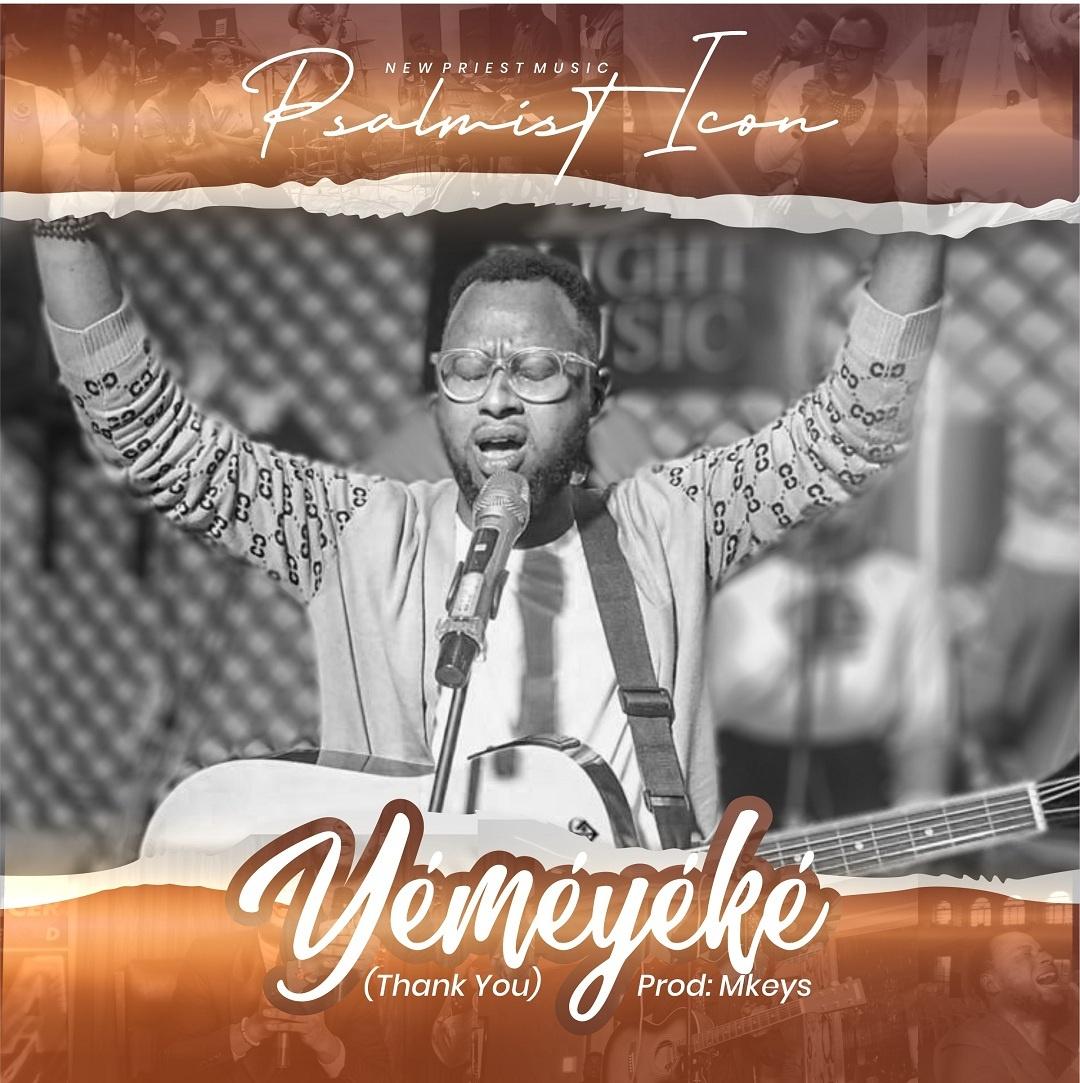 Psalmist Icon - Yemeyeke
