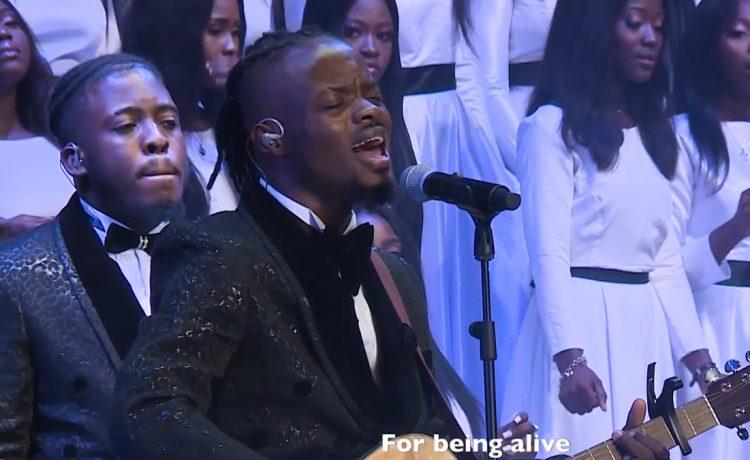 Purpose - LoveWorld Singers, Amen Choir Ceyc